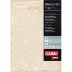 DECADRY Pack 100 feuilles...