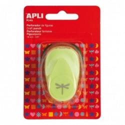 APLI Perforatrice de forme créative Libellule  16 mm