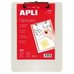 APLI Porte bloc aluminium  210 x 297 mm