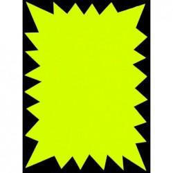AGIPA Paquet de 100 flash fluo   90 x 120 mm