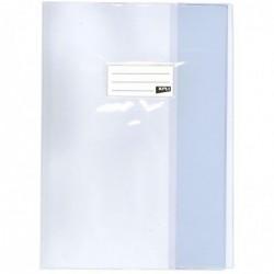 APLI Protège-cahier PVC 19/100ème 21 x 29.7 cm Incolore