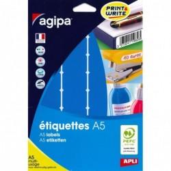 AGIPA Etui A5 ( 10F ) de...