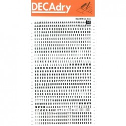 DECADRY Lettres et Chiffres...