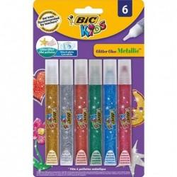 BIC Blister de 6 tubes de...