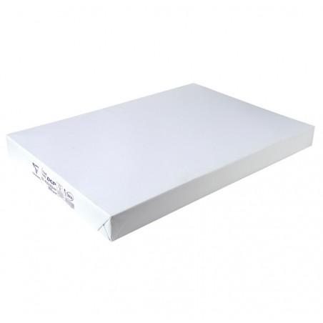 CLAIREFONTAINE Ramette 125 Feuilles Papier DCP 350g SRA3 450x320 mm Certifié FSC  Blanc
