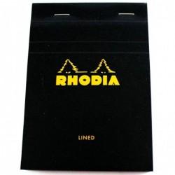 RHODIA Bloc BLACK N°13...