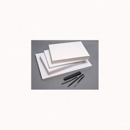 CLAIREFONTAINE Ramette 250 feuilles croquis dessin 24x32 200g uni