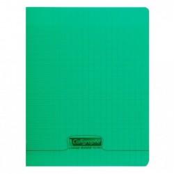 CALLIGRAPHE Cahier 8000 POLYPRO, 170 x 220 mm, vert