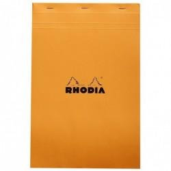 RHODIA Bloc ORANGE N°19...