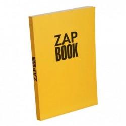 CLAIREFONTAINE Zap book bloc d'esquisse 21x29,7 uni 80g 160 F