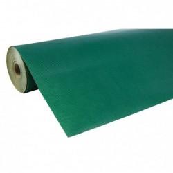 CLAIREFONTAINE Rlx papier cadeaux UNICOLOR Kraft L70 cm x 250 m  Vert