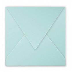 POLLEN Pqt de 20 Enveloppe 120g 165x165 vert jade