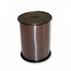CLAIREFONTAINE Bolduc bobine lisse 500mx7mm chocolat