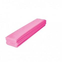 CLAIREFONTAINE Paquet 10F Crépon M40 2x0.50m rose moyen