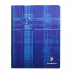 CLAIREFONTAINE Cahier broché, 170 x 220 mm, 192 pages, 5/5