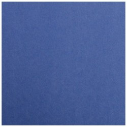 CLAIREFONTAINE Sac étui 50 Feuilles Papier MAYA  59,4 x 84cm A1 120g Bleu nuit