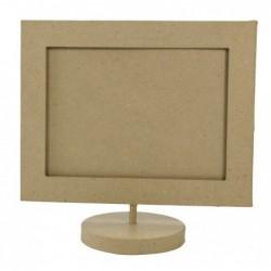 DÉCOPATCH Cadre sur pied Paysage 3 x 20 x 18 cm à décorer