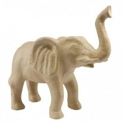 DÉCOPATCH Eléphant 28cm à décorer