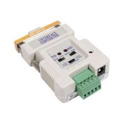 Convertisseur RS232 RS422/485 avec cordon d'alim USB