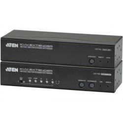 ATEN CE775 prolongateur KVM Double Écran VGA/AUB/Audio 300M