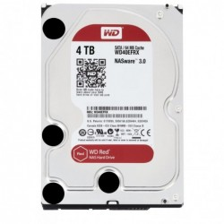 WESTERN DIGITAL Disque Dur 3.5'' SATA III 6Gb/s Red - 4To