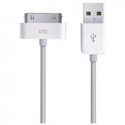 APPLE CABLE DE SYNCHRONISATION USB 2.0 / 30 BROCHES
