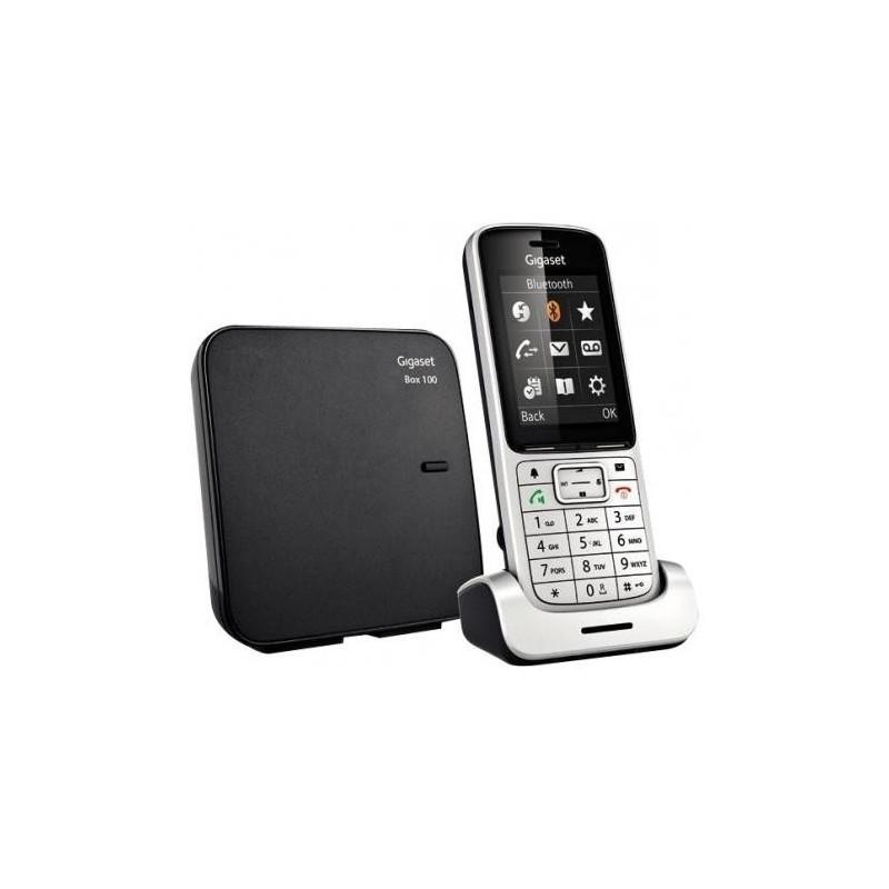 gigaset gigaset sl450 t l phone sans fil dect bluetooth stock bureau. Black Bedroom Furniture Sets. Home Design Ideas