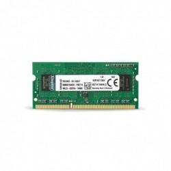 KINGSTON BARETTE MÉMOIRE KINGSTON SODIMM DDR3 1600MHz PC3-12800 4GB