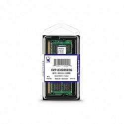 KINGSTON Barette memoire kingston sodimm DDR3 1333MHz CL9 8GB