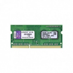 KINGSTON MEMOIRE SODIMM DDR3 4096Mo -1333MHZ / PC3-10600