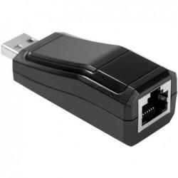 DEXLAN Adaptateur réseau USB 3.0 Gigabit - monobloc