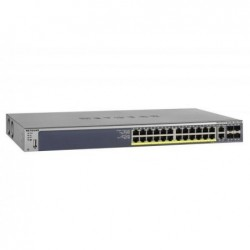 NETGEAR Netgear GSM7226LP M4100-26G-POE 24 gigabit poe 192W + 4SFP