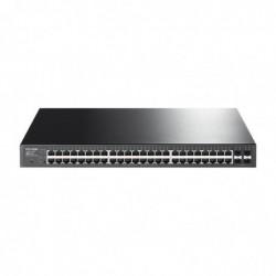 TP-LINK Tp-link T1600G-52PS sw 48P Gigabit PoE+ 284W + 4 SFP