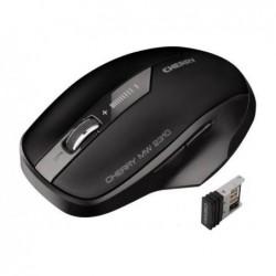 CHERRY Souris MW-2310 sans fil nano USB noire