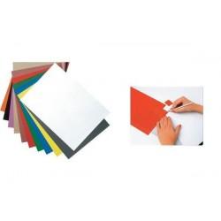MAGNÉTOPLAN Papier magnétique, format A4, noir