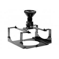 Support plafond vidéoprojecteur caisson Hauteur 270 mm