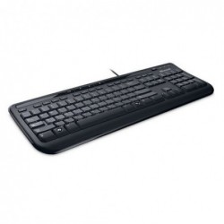 MICROSOFT Pack clavier standard / souris microsoft wired keyboard 600