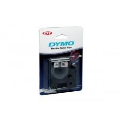 DYMO Ruban dymo D1 haute performance 19mm noir sur blanc