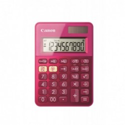 CANON Calculatrice de Bureau LS-100K-MPK Rose 10 chiffres
