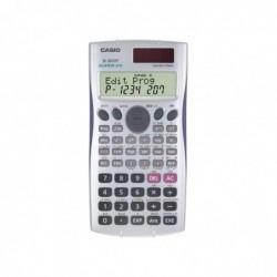 CASIO Calculatrice programmable FX 3650PN 10+2 caractères, écran 2 lignes piles/solaire