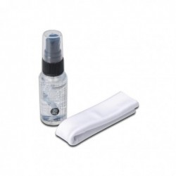 EDNET Set nettoyage pour Smartphone et Tablette 25 ml  avec chiffon microfibre