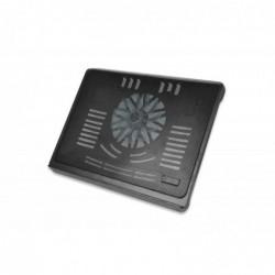 """EDNET Support Notebook 17.3"""" Réglable en hauteur avec ventilation 140 mm Noir"""