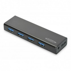 EDNET USB 3.0 HUB. 4-port