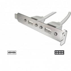 DIGITUS USB Slot Bracket...