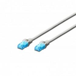 DIGITUS Câble patch RJ45...
