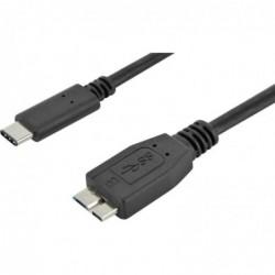 DIGITUS Câble USB Type-C...