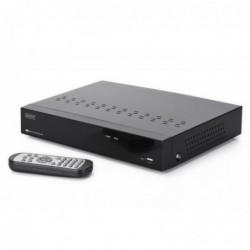 DIGITUS Enregistreur vidéo réseau pour system Plug&View 4 channels