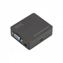 DIGITUS Video Converter VGA/Audio to HDMI