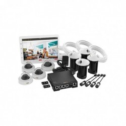 AXIS Kit vidéosurveillance...