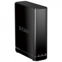 D-LINK Serveur vidéo NVR 9 voies - lecture 1 voie